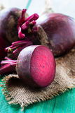Bunch of beetroot Royalty Free Stock Photo