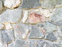 Bunch of big granite stones horizontal picture. Stock Photo