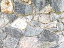 Bunch of big granite stones horizontal picture. Stock Photos