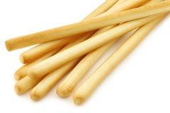 Bunch of bread sticks Stock Image