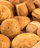 Bunch of breads Royalty Free Stock Photography