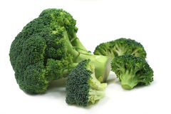 A bunch of broccoli Stock Images
