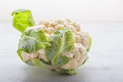 A bunch of cauliflower Stock Images