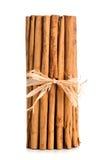 Bunch of Ceylon cinnamon Royalty Free Stock Image