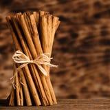 Bunch of Ceylon cinnamon Stock Images