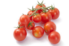 Bunch of cherry tomato Stock Photo