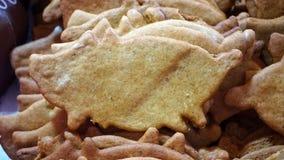 Pig cookies Royalty Free Stock Image