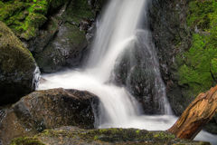 Bunch Creek Falls Royalty Free Stock Photography