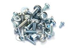 Various screws Stock Photos