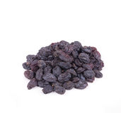 Bunch of dry plum. Royalty Free Stock Photo
