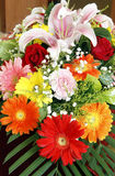 A bunch of flowers. A bunch of very beautiful flowers Royalty Free Stock Images