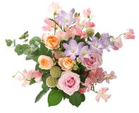 A bunch of flowers Royalty Free Stock Photography