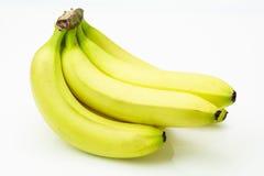Bunch of fresh bananas Stock Photography