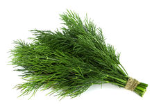 Free Bunch Fresh, Green Dill On A White Background Stock Photos - 96462073
