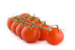 Small tomatoes Stock Photos
