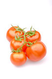 Bunch of fresh tomatoes Royalty Free Stock Image