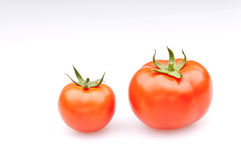 Bunch of fresh tomatoes Stock Photo