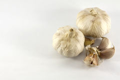 A bunch of Garlic Stock Photo