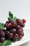 Bunch of grape Stock Images