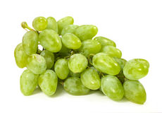 Bunch of grapes close-up Stock Photos