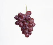 A bunch of grapes upright Stock Photos