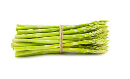 Bunch of  green fresh asparagus Stock Photo