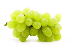 A bunch of green grape Stock Photos