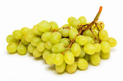 Bunch of green grapes Stock Photography
