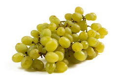Bunch of green grapes Stock Image