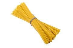 Bunch of Italian Spaghetti Stock Photo