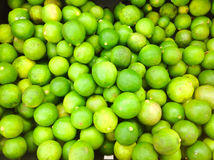 A bunch of key lime Stock Images