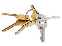 Bunch of keys Stock Photos