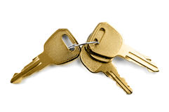 Bunch of keys Royalty Free Stock Photo
