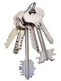Bunch of keys Stock Photography