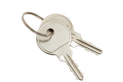 Bunch of keys Royalty Free Stock Photos