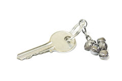 Bunch of keys Stock Image