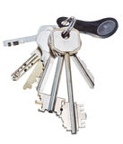Bunch of keys Stock Photos
