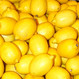A bunch of lemons Stock Photo