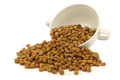 Bunch of marrowfat peas Royalty Free Stock Photo