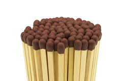 Bunch of matches Stock Photo