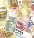 Bunch of money Stock Image