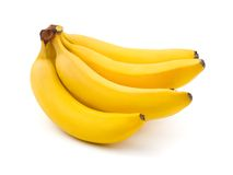 Free Bunch Of Bananas Royalty Free Stock Photography - 6175887