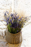 Bunch Of Lavenders Stock Images