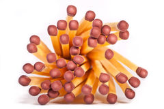 Bunch Of Matches Stock Image