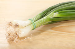 Free Bunch Of Spring Onions Stock Photos - 19833683
