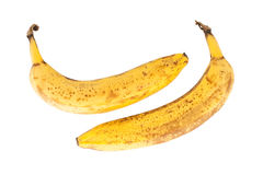 Bunch of over ripe bananas Stock Photography