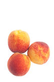 Bunch of peaches Royalty Free Stock Images