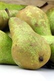 Bunch of pears Royalty Free Stock Photos
