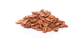 A Bunch Of Pecan Nut I Royalty Free Stock Image