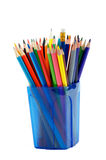 Bunch of Pencils Stock Image
